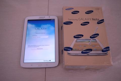 Tablet Samsung Galaxy Note 8.0 16GB Second