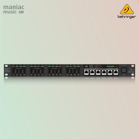 Behringer P16-I (Input Module, 16 Channel, Analog, ADAT, Opt,, In Ear Monitoring)