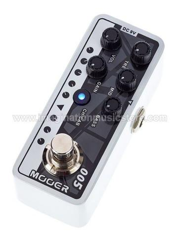 [IMAGINATION MUSIC STORE] Mooer Micro PreAmp Brown Sound 3 based on EVH-5150