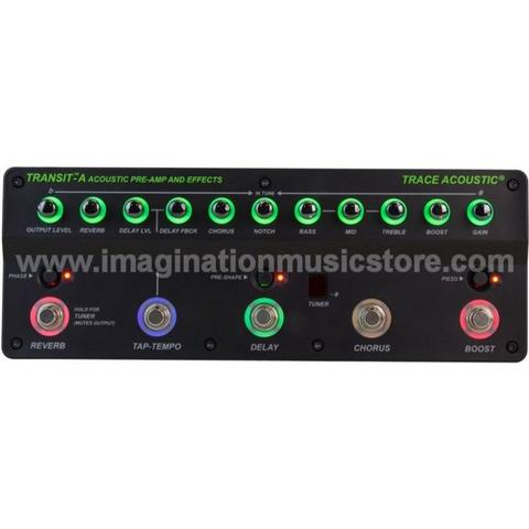 [IMAGINATION MUSIC STORE] Trace Elliot Transit A Acoustic Preamp Pedal