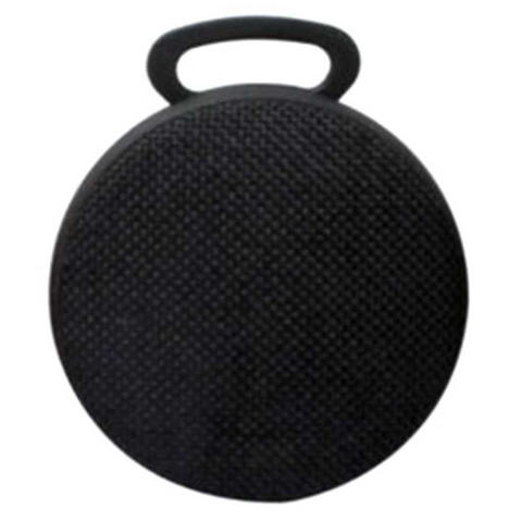 Mini Bluetooth Speaker Fabric - Hitam