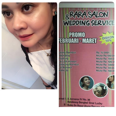 Salon & Wedding Organization