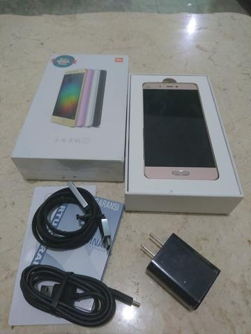 Xiaomi Mi5 Mi 5 Gold 3/32GB Bonus 2 Case No Dent