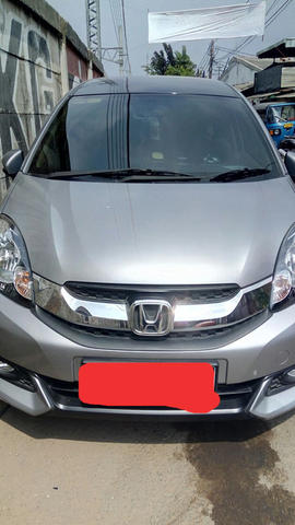 Take Over / Over Kredit Honda Mobilio type E Manual 2016