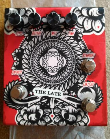 Guitar Effect The Late [ Delay ] Made in REVOLT