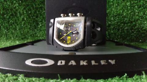 Stupendous Terjual Original Oakley Fusebox Watch Black Yellow Kaskus Wiring Cloud Hisonuggs Outletorg