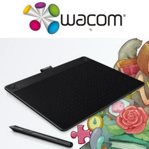 WACOM INTUOS ART SMALL BLACK CTH 490/K0-CX BONUS ++