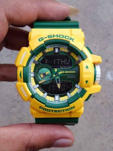 f2ac3bd7a7aac Terjual Casio G-shock GA-400CS-9ADR Original NEW