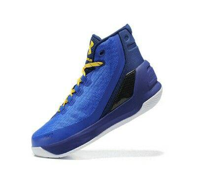 Terjual SEPATU BASKET UNDER AMOUR CURRY 3 DUBNATION HERITAGE  7fc1e3590b