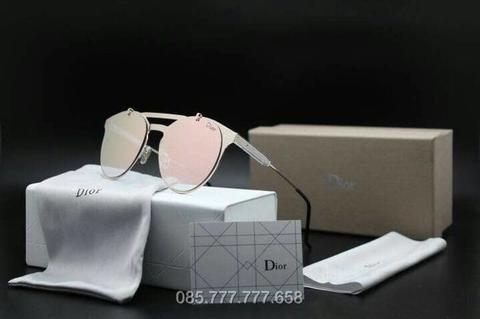 kacamata Dior 86016 peach Kacamata Fashion Uv Protection