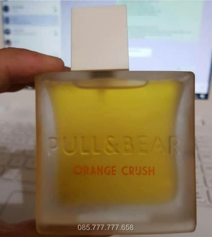 Parfum Original Eropa nonbox Pull & Bear Crush Orange