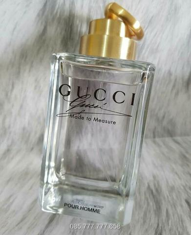 Parfum Original Gucci Made to Measure 150ml big size