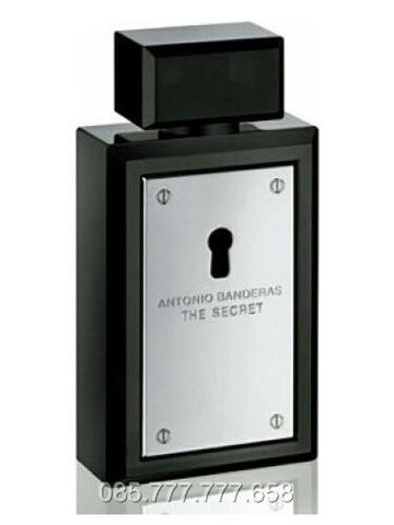Parfum Original reject Eropa Antonio Banderas The Secret Edt 100ml