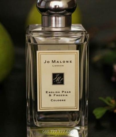Parfum Original reject Eropa Jo Malone English Pear & Freesia 100ml