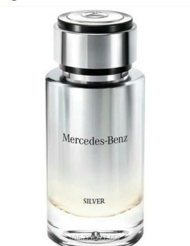 Parfum Original reject Eropa Mercedes Benz Silver 120ml