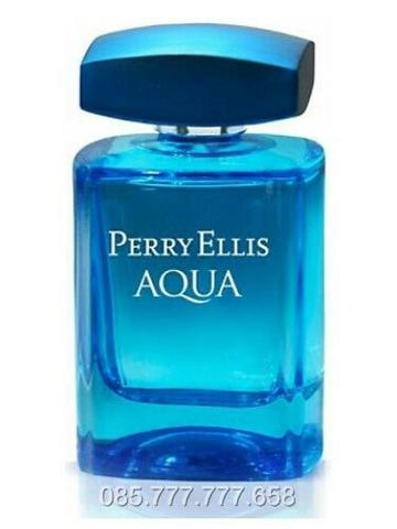 Parfum Original reject Eropa Perry Ellis Aqua Edt 100ml