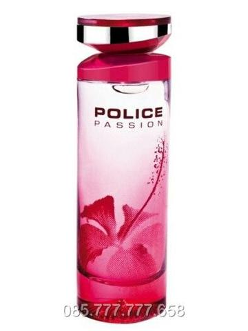 Parfum Original reject Eropa Police Passion for women Edt 100ml