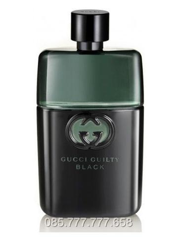 Parfum Original Eropa nonbox Gucci Guilty Black Pour Homme Gucci for men