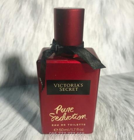 Parfum Original Eropa nonbox Victoria Secret Pure Seduction Edt 50ml