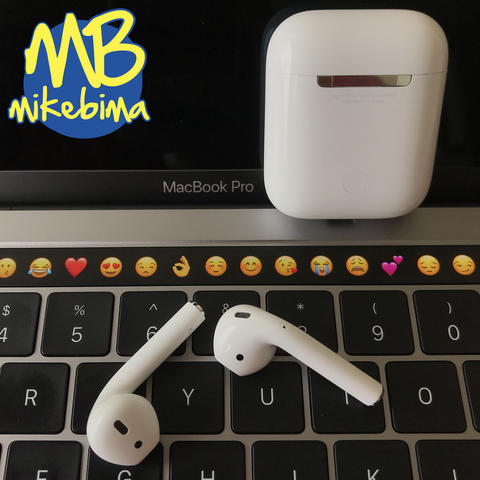 Apple AirPods 2nd jarang pakai┃100% Original┃for iPhone X, 7, 6s, iPad, MacBook dll