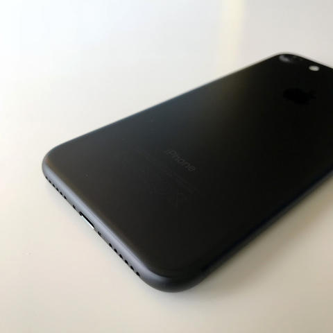 iPhone 7 256GB Black Matte┃original┃msh garansi┃bisa TT iPhone X