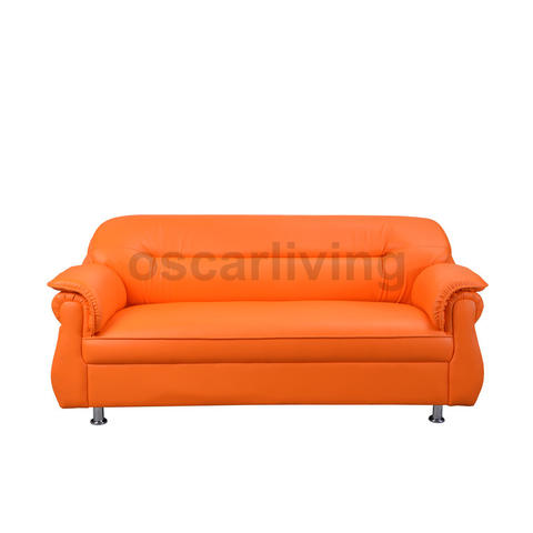 Sofa Xena 3 Seater - Orange