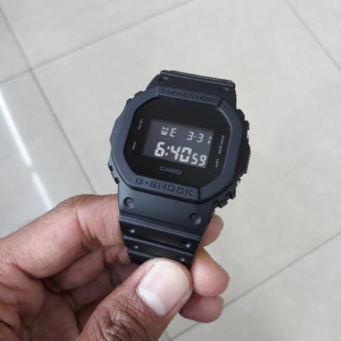 G shock DW 5600BB original