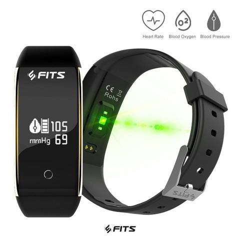 Waterproof SMARTWATCH FITS V9 Smart Watch Jam tangan Android IOS