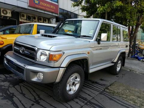Toyota Land Cruiser 70 >> Terjual Toyota Land Cruiser 70 Bundera