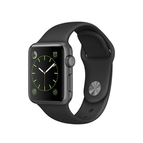 Kredit Apple Watch Seri 1 42MM Black Proses Mudah.