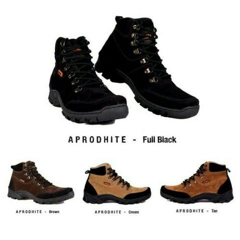 Sepatu boots Hummer safety boots