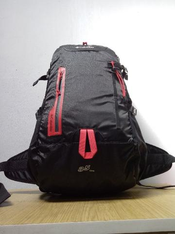 tas ransel backpack Columbia venado 35l black