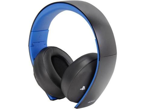 SONY Gold Headset PS4