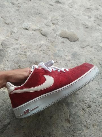 Nike air force 1 gym red suede sz 43