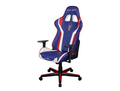 DXRacer Kursi Gaming Chair Formula Series GC/F186/IWR/H3 USA EDITION