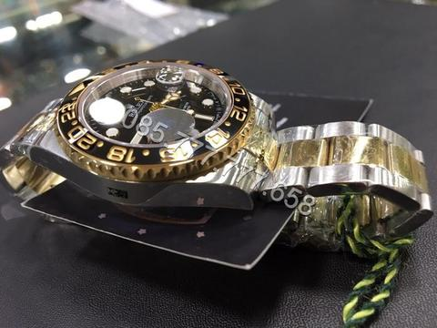 Rolex GMT Master II two tone swiss ETA 1:1