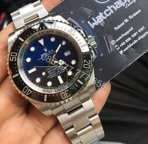 Rolex Sea Dweller DEEPSEA blue dial SUPER CLONE