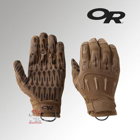 JUAL Outdoor Research Ironsight Gloves - Coyote Brown (ORIGINAL)