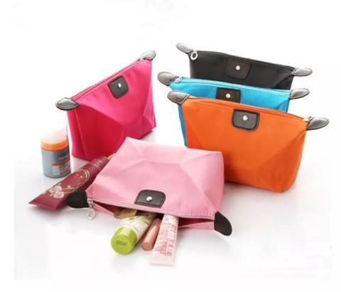Tas Dompet Kosmetik Korea Make Up Bag Pouch Organizer alat mandi