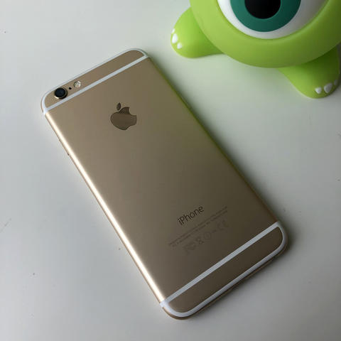 iPhone 6 Gold 64GB original blm pernah service fungsi normal bs TT iPhone X