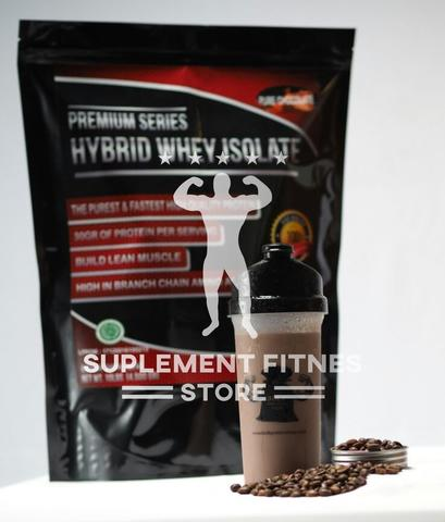 Suplement Fitnes Store ● HYBRID Whey ISOLATE 5lbs + FREE SHAKER** ● HALAL