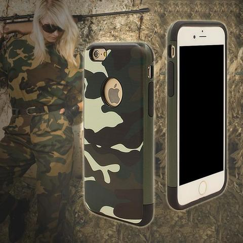 """ARMY CASE iPhone 6/6s plus (5.5"""") 