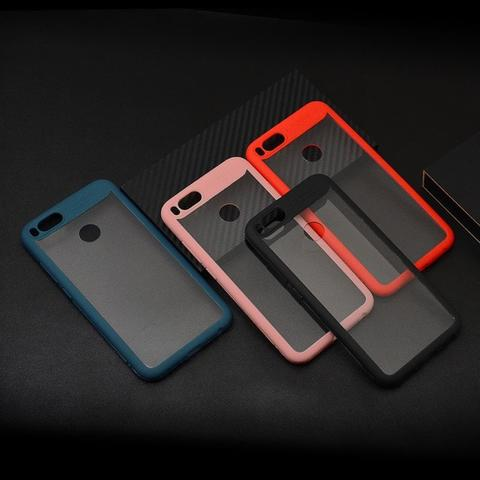Case Auto Focus Oppo F5 CASE TRANSPARAN AUTO FOCUS SLIM CASE