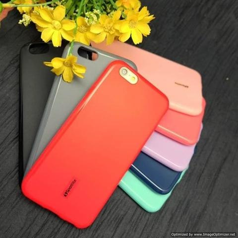 iPhone X Ten Plus Case Spotlite Softcase Matte Softcase Candy Colorful