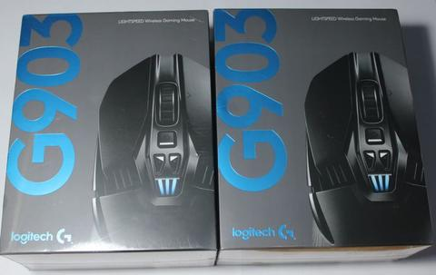LOGITECH G903 LIGHTSPEED WIRELESS GAMING MOUSE -Limited Stock-