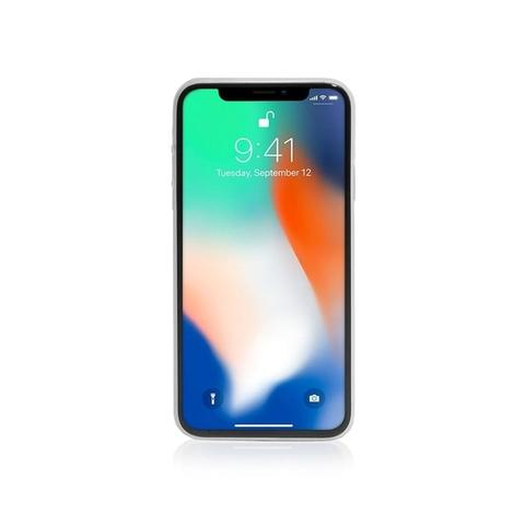 Monocozzi lucid slim ultra thin Iphone X Ten case casing cover ORI