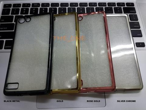 more photos 86a07 8108f OPPO NEO 7/A33T | SHINING SOFT CASE CROME | SILICON / JELLY FIT