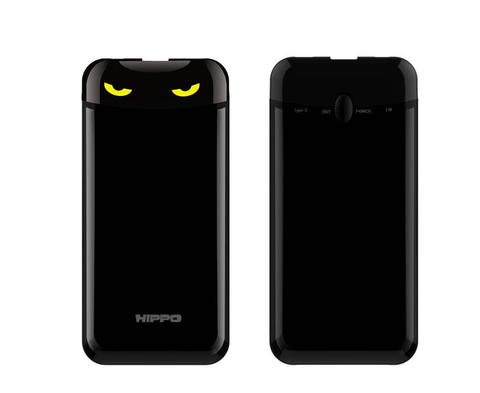 Power Bank Hippo EYES 12000 mAh With Type C Port Premium Power Bank