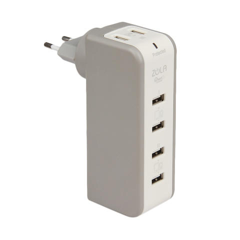 PROMO !!! Smart Charger 2.4 A | 6 USB Output | zThunder 6 | ORIGINAL
