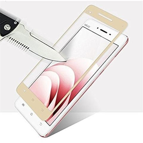 TEMPERED GLASS COLOR / WARNA VIVO Y53 TEMPERED GLASS FULL COVER 3D